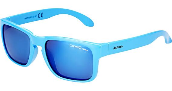 Alpina Mitzo Kids Brillenglas Kinderen blauw